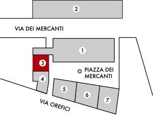 Milano | Piazza dei Mercanti | Casa dei Panigarola