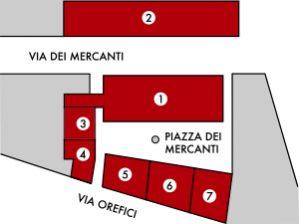 Milano | Piazza dei Mercanti