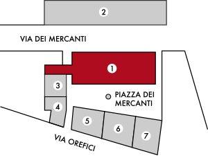 Milano | Piazza dei Mercanti | Palazzo della Ragione